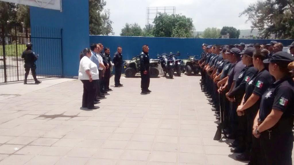 Nombran a nuevo director y subdirector de Seguridad en Álvaro Obregón.