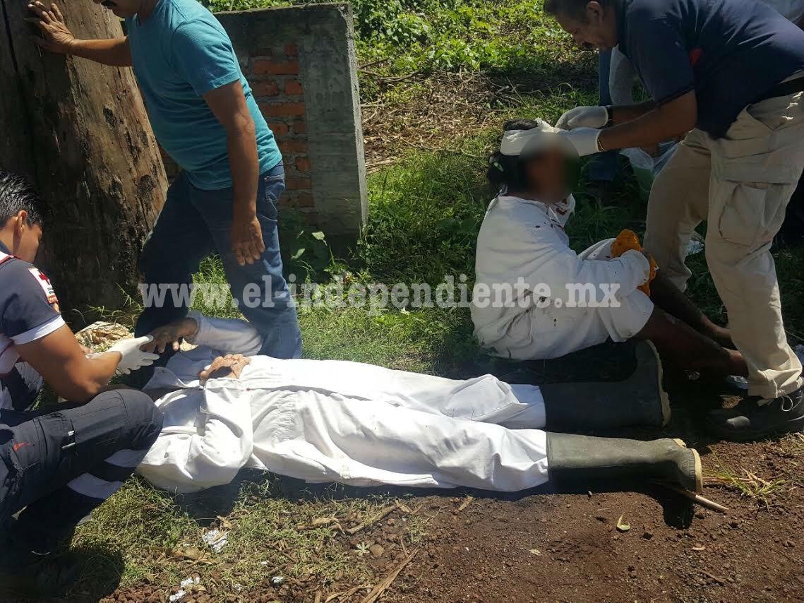 Un muerto y dos lesionados el fatídico saldo de un choque en Jacona