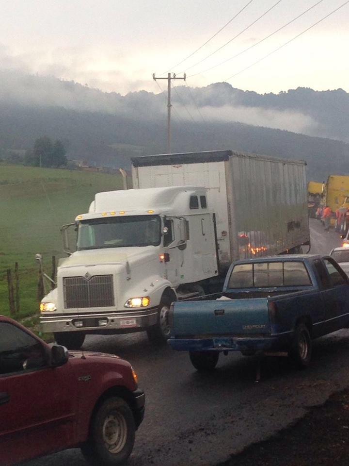 25 por ciento de los vehículos retenidos en la Meseta fueron liberados: Contactos oficiales