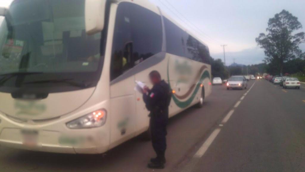 Continúa liberación de vehículos retenidos en la Meseta; SSP realiza labores de monitoreo