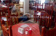 Acribillan a balazos a 3 comensales en El Pollo Feliz, en la comunidad de La Garita
