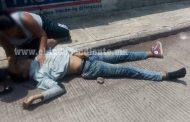 Balean a motociclistas en Zamora; hay un menor muerto y un lesionado