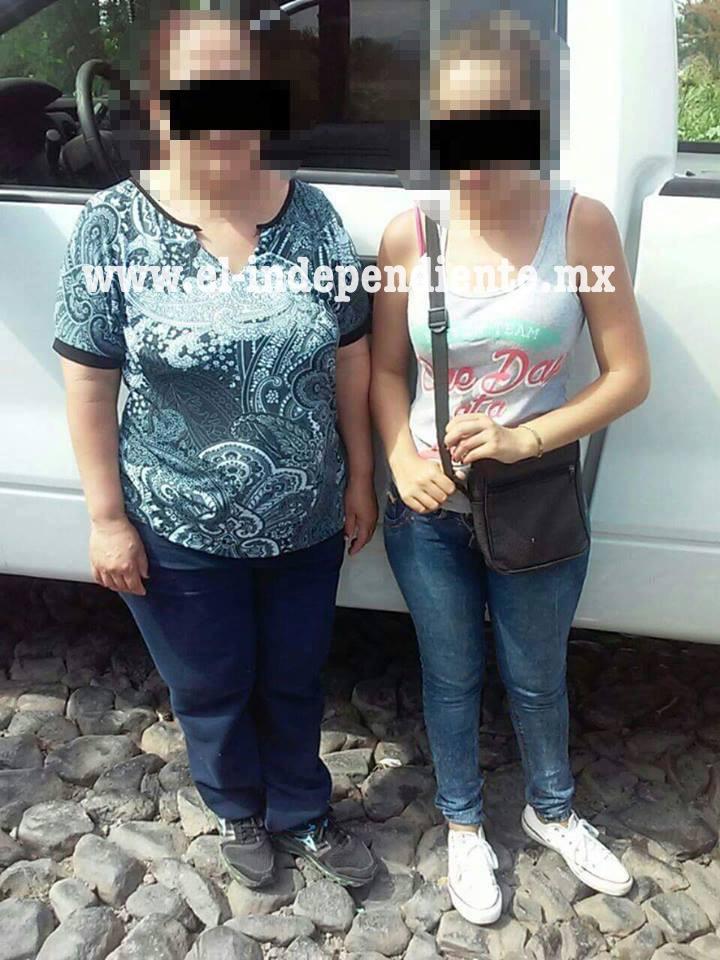 Madre e hija víctimas de secuestro virtual son puestas a salvo por la Policía Michoacán en La Piedad