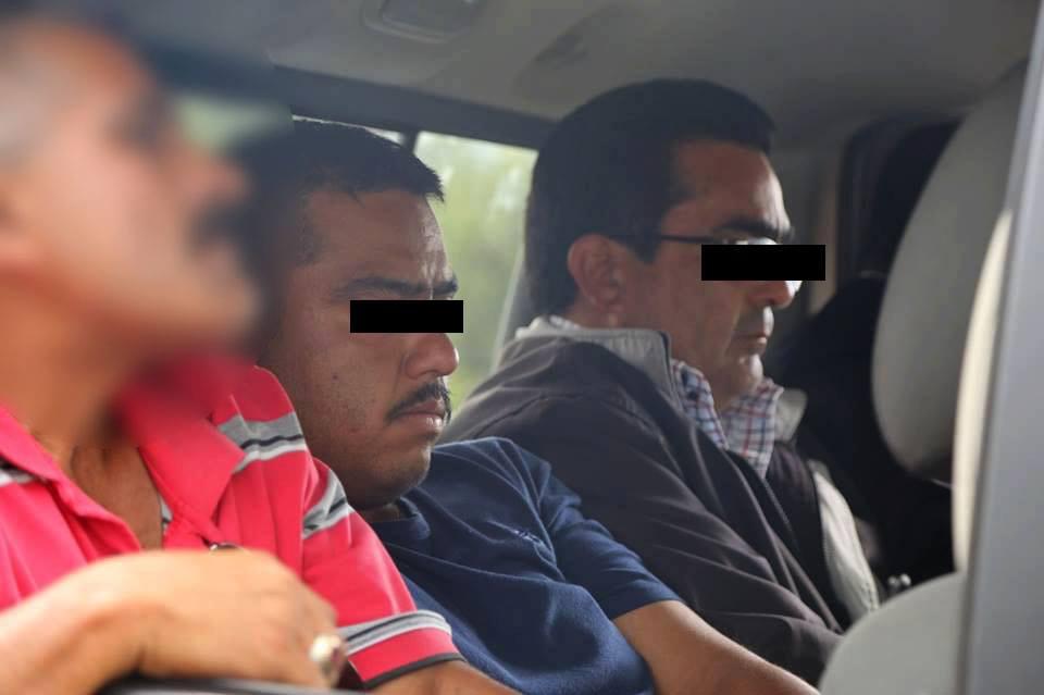 Detenido el edil de Álvaro Obregón, subdirector de SP y 3 policías por muertes de Cuitzeo: PGJE