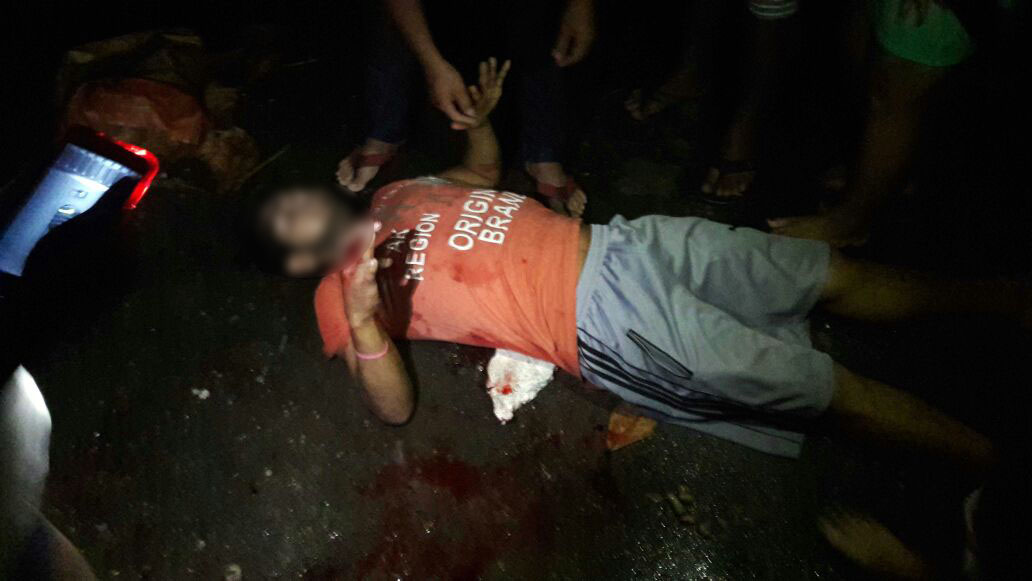 Gatilleros rafaguean vivienda con fusiles de asalto y hieren a un muchacho, en LC
