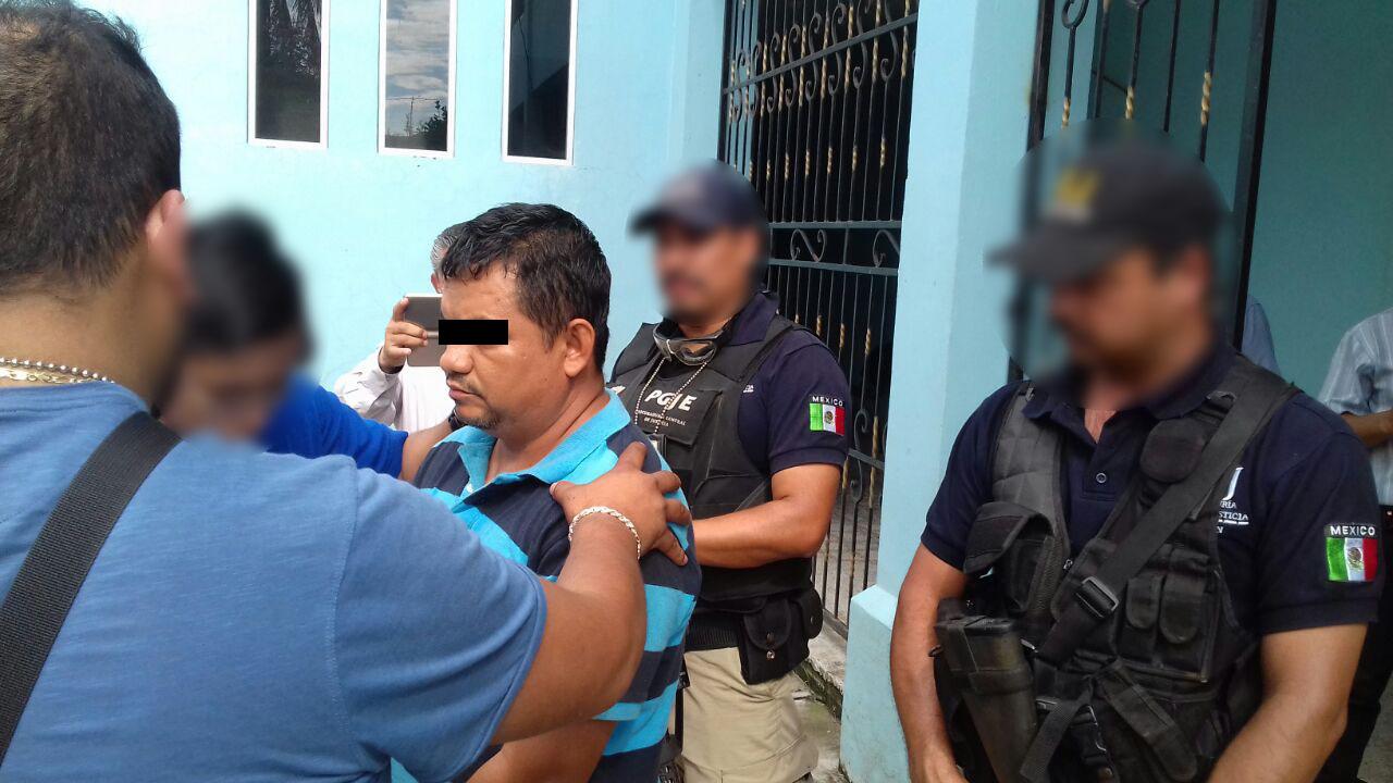 """Detiene PGJE a """"El Pony"""" era buscado por la Interpol por tráfico de cocaína y heroína"""