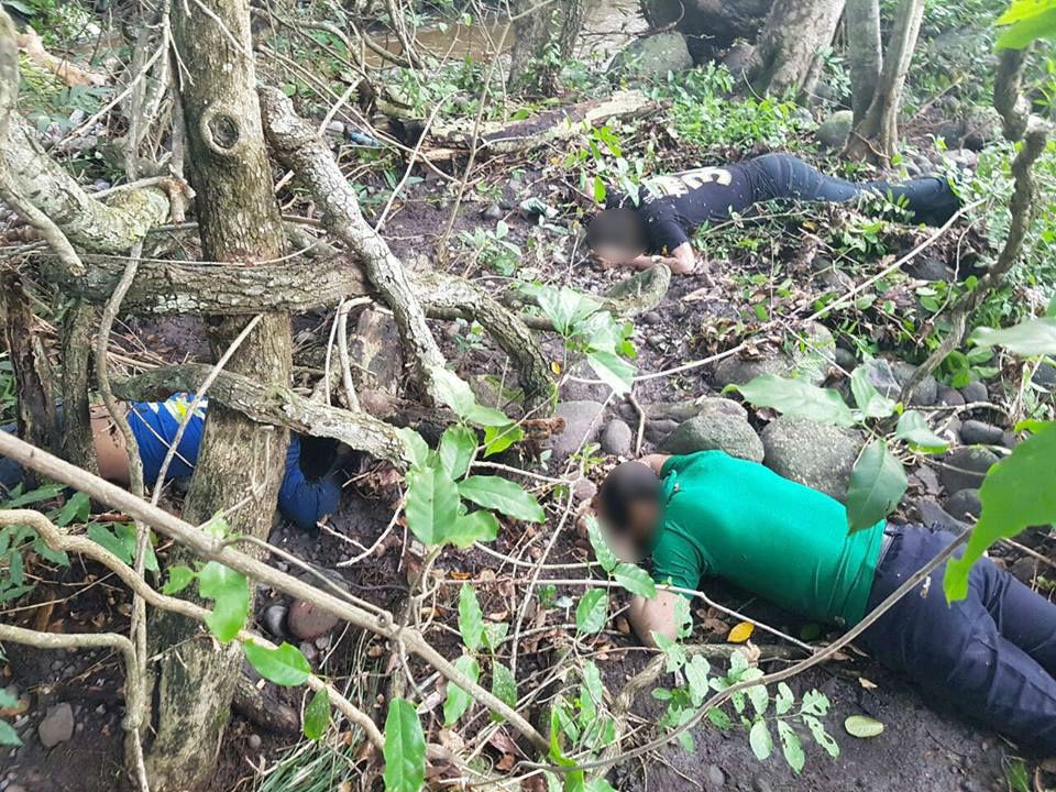 Identifican a 2 de los tres hombres muertos a balazos en Chiquihuitillo