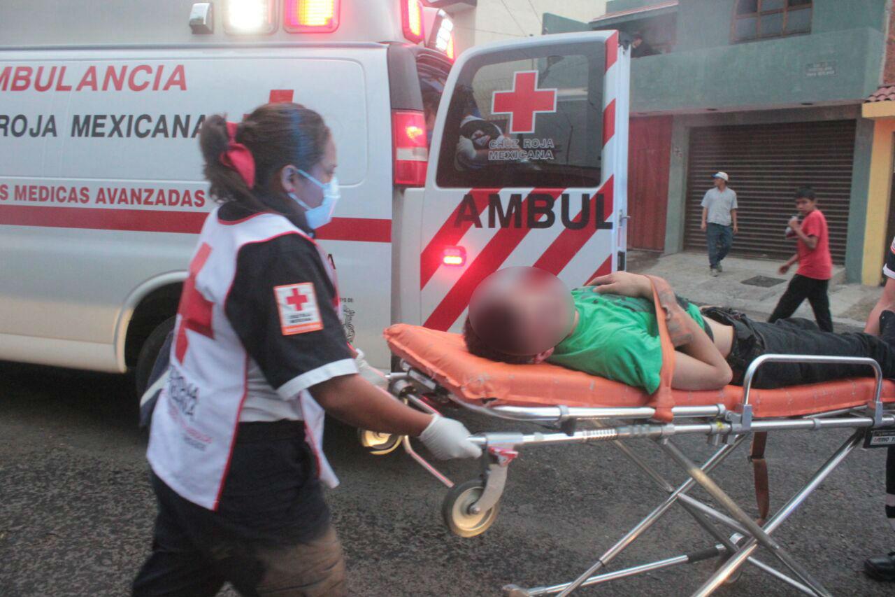 Es herido de un tiro en la cabeza en la Felipe Carrillo Puerto