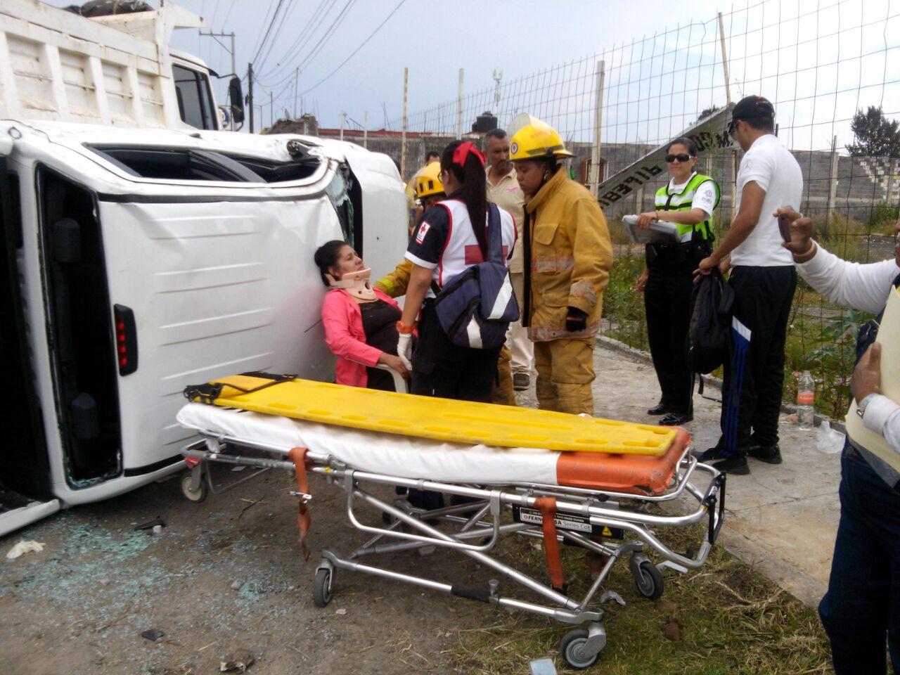 Carambola en salida a Salamanca deja nueve heridos