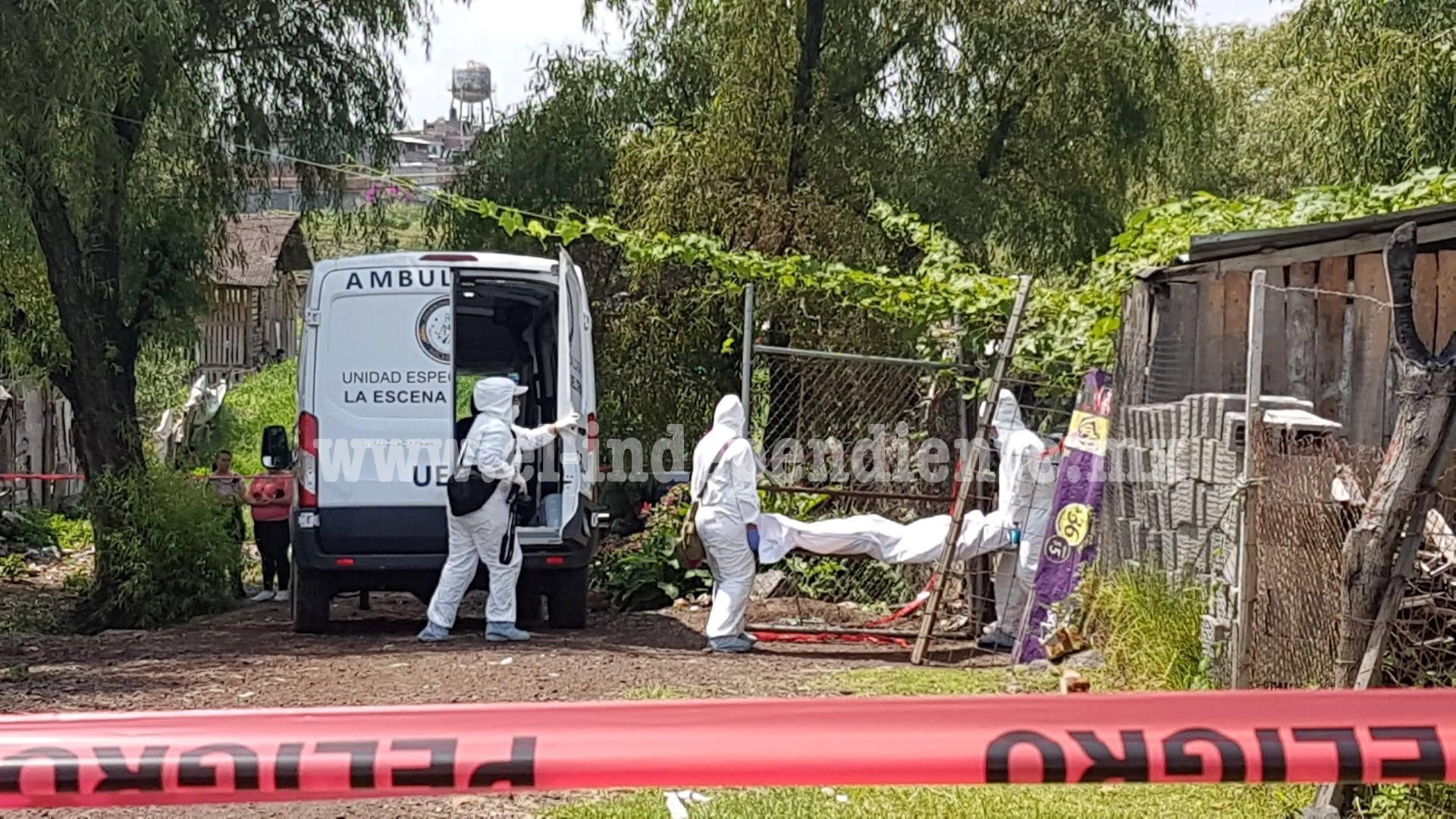 Madre e hijo son muertos a balazos en Presa de Los Reyes