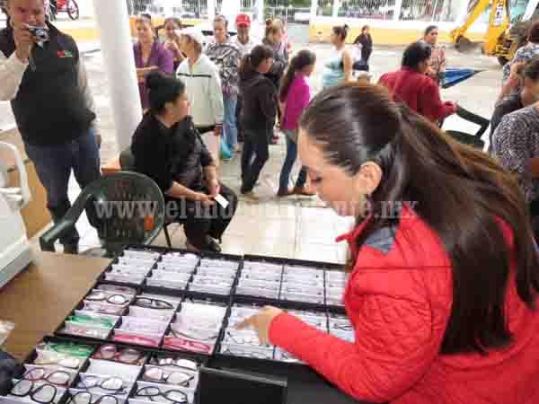 Noemí Ramírez otorgará 500 despensas a familias del municipio