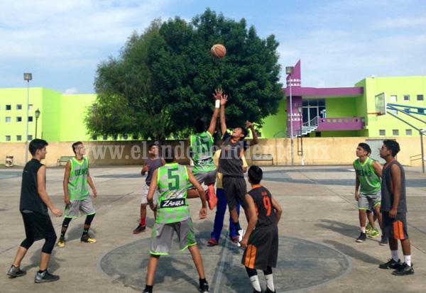 Este sábado concluye el Torneo de Verano de la Liga Juvenil de Basquetbol