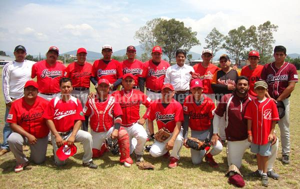 En gran encuentro, Rojos de Jacona perdió contra Aguiluchos de Sahuayo