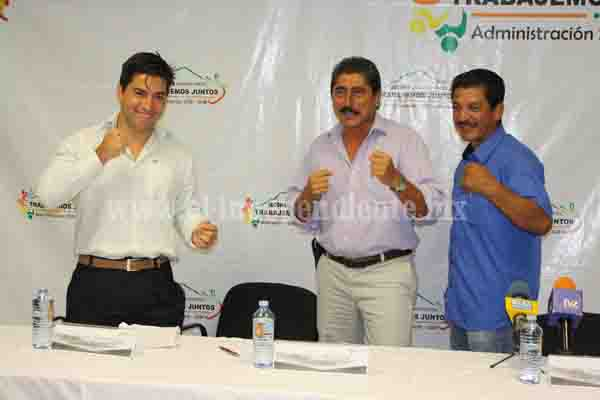 "Don Nacho Beristaín y Yessica ""Kika"" Chávez visitarán Sahuayo"