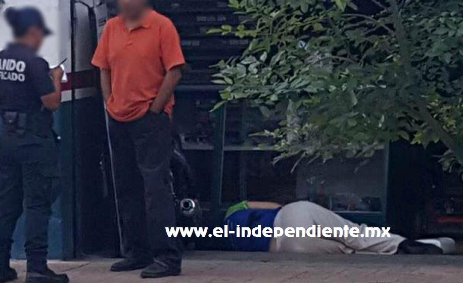 Una muerta y dos heridos, resultado de un atentado a balazos en el centro de Zamora