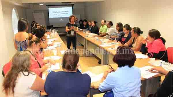 """Gobierno Municipal ofrece la capacitación """"Mujeres Emprendedoras y Empresarias"""""""