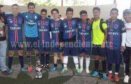 Premian a campeones del Torneo Futbol Rápido Fiestas Patrias 2016