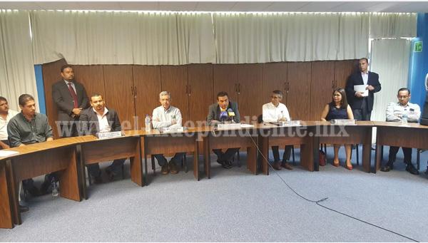 Tec Zamora fortalece vinculación institucional con firma de 4 convenios