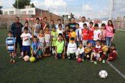 """Inauguran oficialmente la Escuela de Fútbol Emmanuel """"Manny"""" García"""