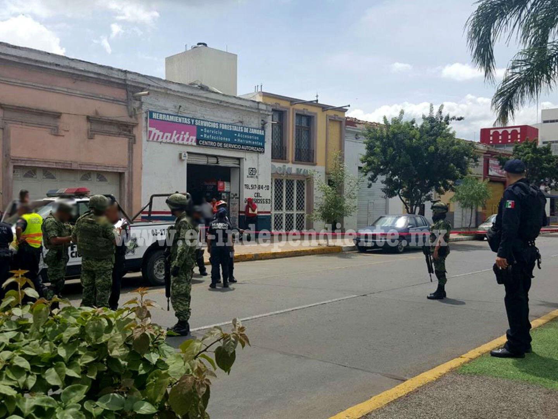 Es vinculado a proceso por doble Homicidio ocurrido en Zamora