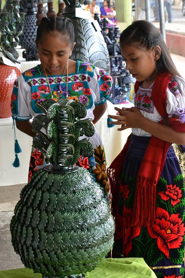 El talento, creatividad y manos mágicas, serán reconocidas en Angahuan