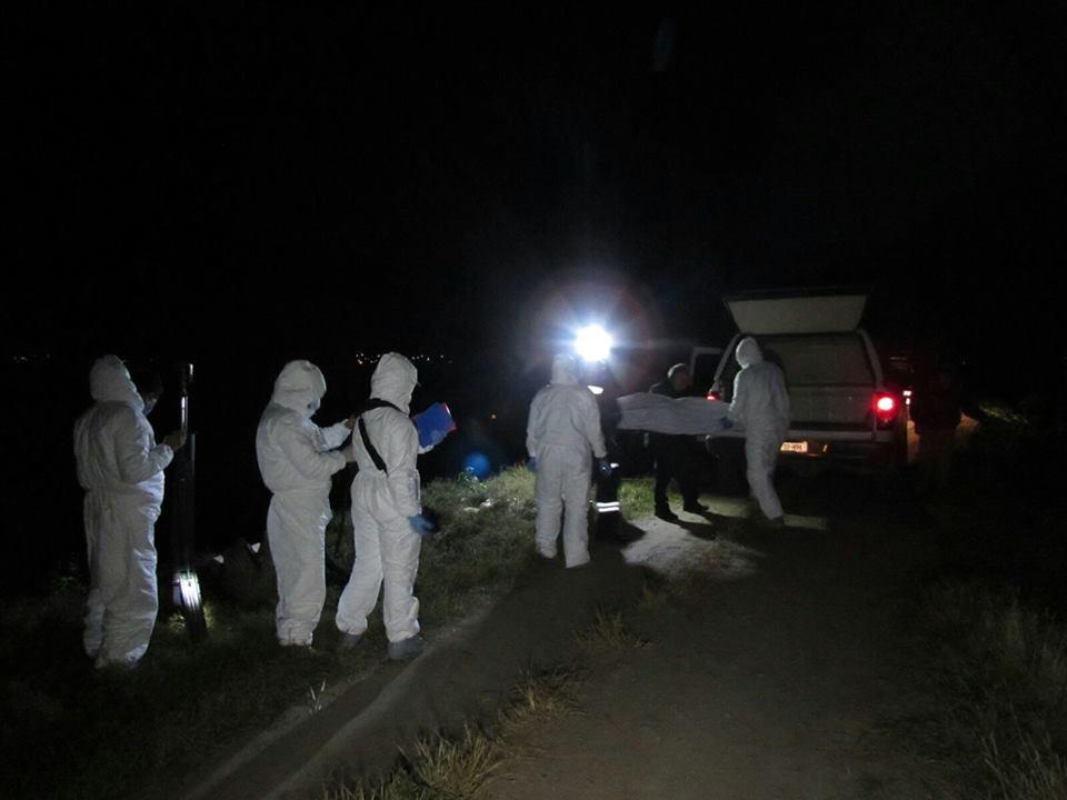 Encuentran a un hombre decapitado a la entrada de Tingüindín