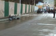 Desconocidos ultiman a un motociclista en las inmediaciones de la Unidad Deportiva de Sahuayo
