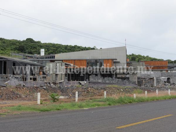 Ciudad Judicial aún sin fecha de inauguración