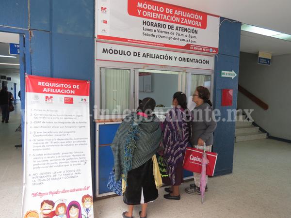En puerta la inauguración de quirófanos del Hospital Regional
