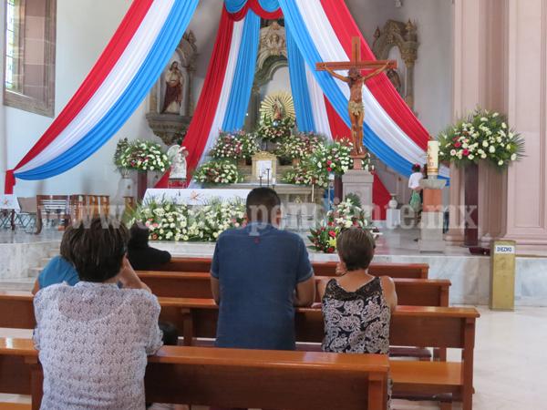 20 mil feligreses celebraron a la Virgen de la Esperanza