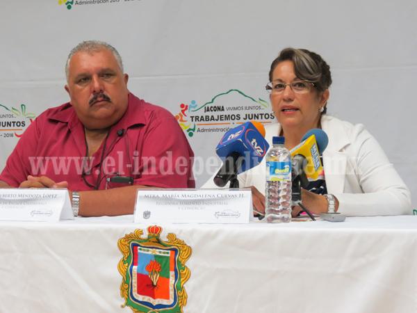 Expo artesanal de Jacona será enriquecida con una muestra gastronómica