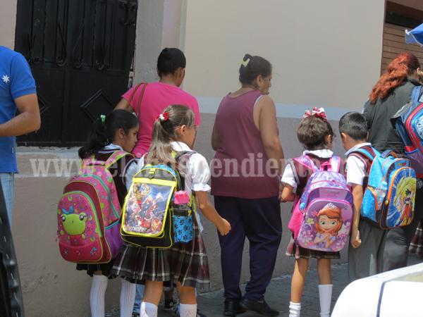 Exhortó CEDH  a escuelas para generar su reglamento interno