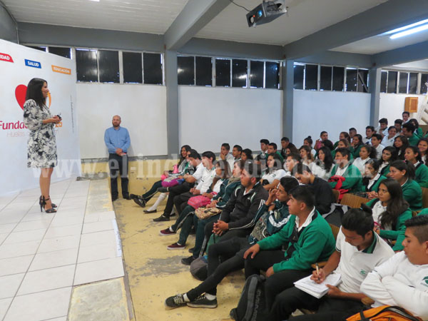 Alumnos del CONALEP entrarán  al programa Iniciativa por los jóvenes