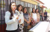 Invertirán 350 mil pesos en fortalecimiento de escuela en Valle Dorado