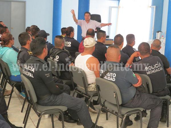 Urge capacitación en derechos humanos para policías