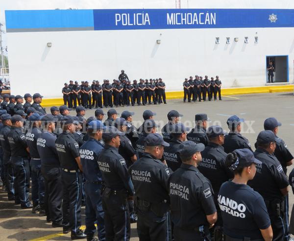 Mantienen reclutamiento de elementos para Seguridad Pública