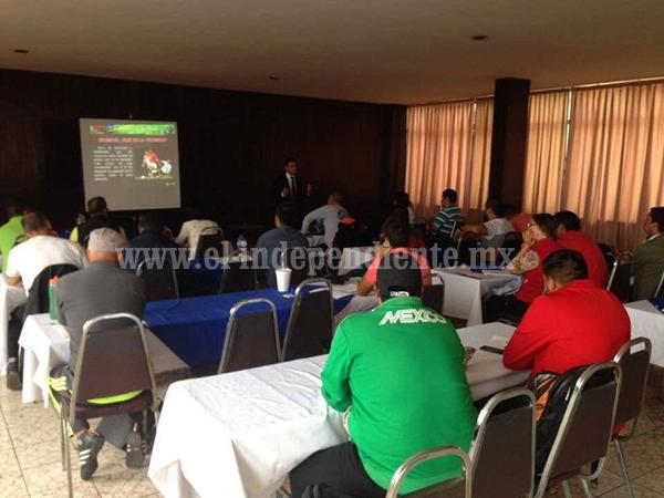Reprograman rol de los partidos del Club Jacona en Liga Inter-Municipal Futbol