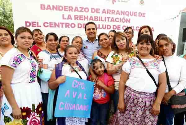 Arrancan Silvano Aureoles y Salud Federal Programa de Fortalecimiento a la Atención Primaria a la Salud