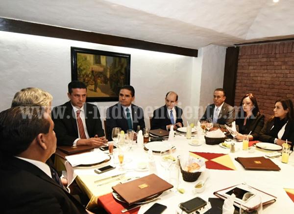 Michoacán, sede de la Copecol en octubre: Silvano Aureoles