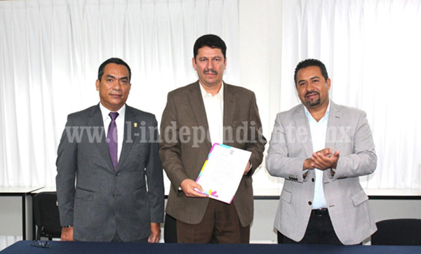 Designan a Pedro Mata subsecretario del SICDET