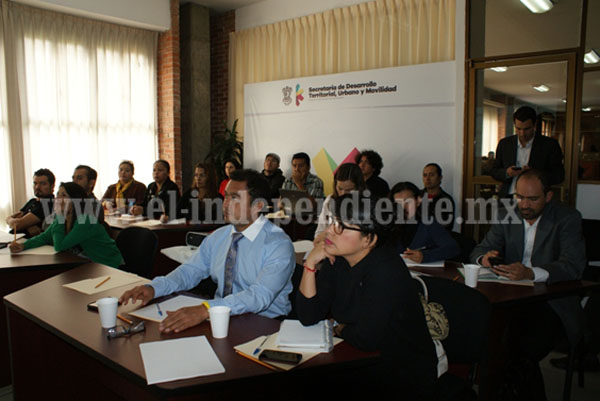 Sedetum apuesta a transformar la visión de movilidad en Michoacán