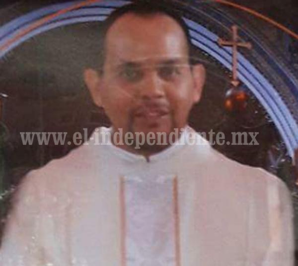 Investiga PGJE homicidio de sacerdote; continúan las pesquisas