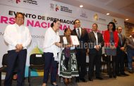 Estado y Federación fortalecen esfuerzos en beneficio de las y los artesanos michoacanos