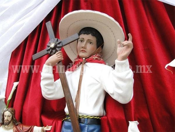 """Todo listo para la santificación de José Sánchez del Río, """"Joselito"""""""