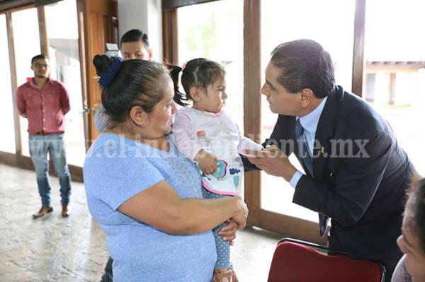 Resolver a fondo la atención a víctimas del 15 de septiembre de 2008: Silvano Aureoles