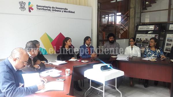 Delinean estrategia para impulsar proyectos en Michoacán