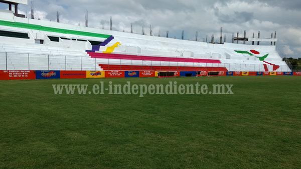FEMEXFUT da visto bueno para usar Estadio el próximo sábado