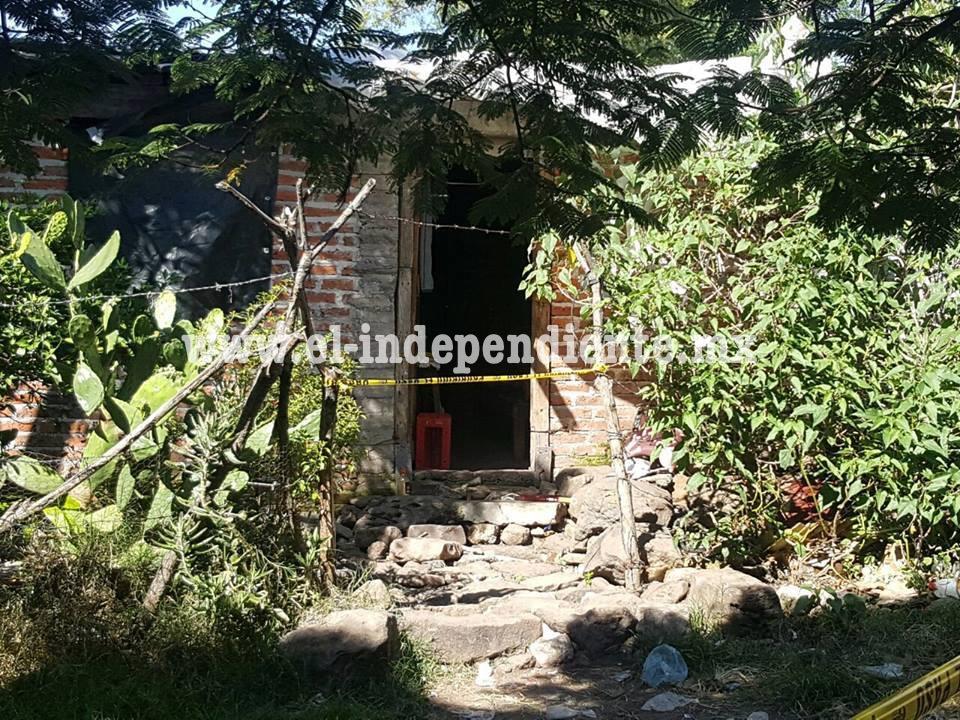 Encuentran a campesino ahorcado en un domicilio de Jacona