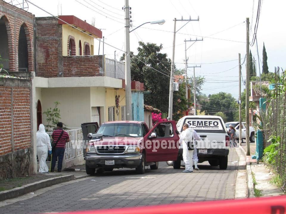Identifican a sexagenario asesinado en Atacheo