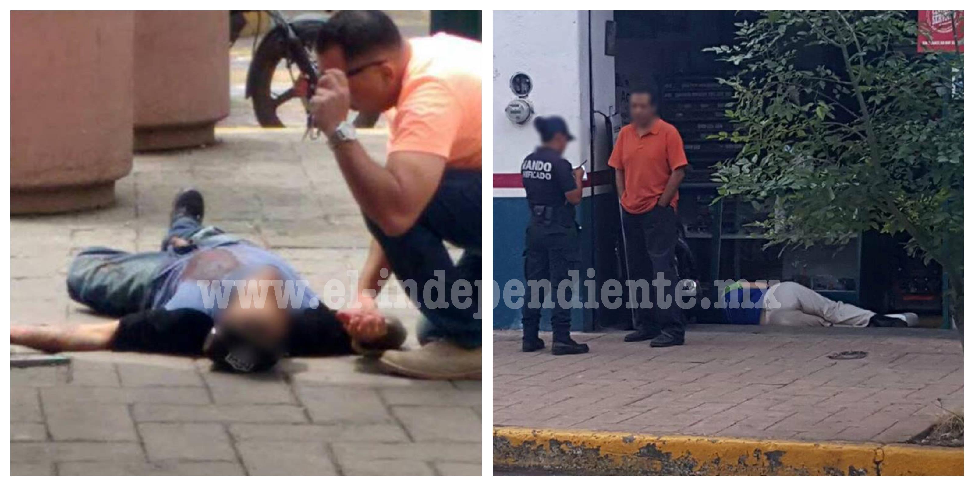 Esclarece PGJE doble homicidio registrado en Zamora y detiene a un implicado